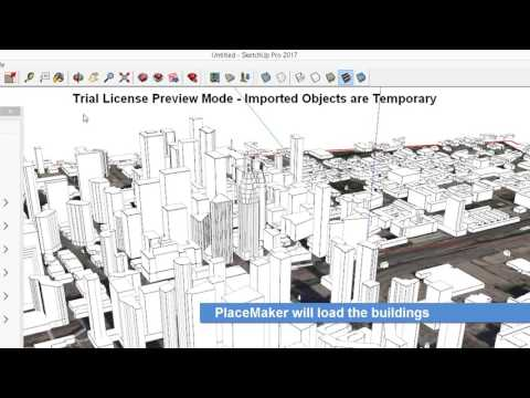 PlaceMaker Trial Version Tutorial - YouTube