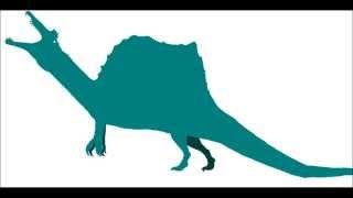 PPBA Spinosaurus vs Velociraptor