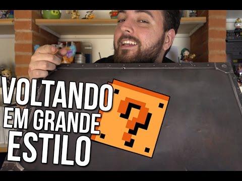NOVO JOGO DA RIOT GAMES!! [Unboxing]