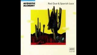 Acoustic Alchemy Mr. Chow (Red Dust & Spanish Lace)