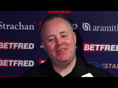 I need just one more to catch Ronnie! John Higgins is in his 7th World Snooker Final.