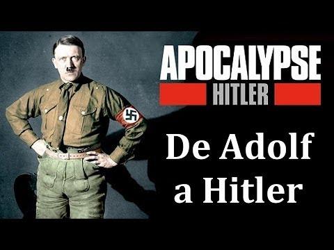 O Apocalipse nazista (1/2): De Adolf a Hitler (HD)