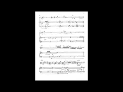 Lutoslawski  Partita - Ellen Jewett, violin & Miri Yampolsky, piano
