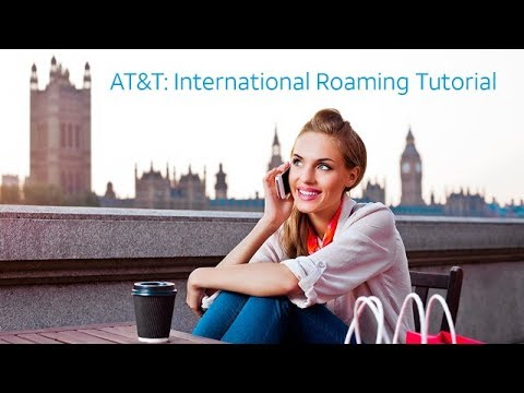 International Roaming Tutorial