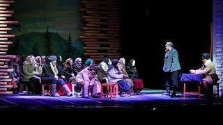 Спектакль «Живи и помни» 1/2. Молодёжный театр «Арлекин», Верхняя Салда