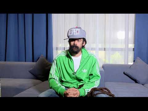 Damian Marley interview with Ras Biruk on EBS TV