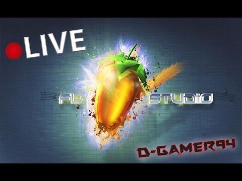 LIVE - FL STUDIO 12 - CAZZEGGIO TIME!! [TELECOM FIBRA-MERDA]