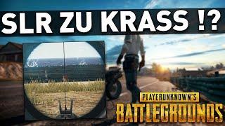 PUBG - Ist die SLR zu KRASS !? Youtube / Stream als Beruf ? Twitch Highlight Gameplay Deutsch