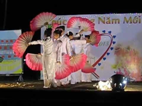 Múa Người Thầy- TTN Thiên Trước