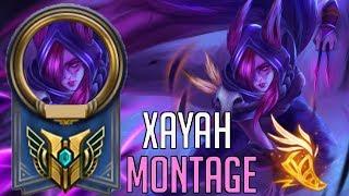 Xayah Montage 8 - Best Xayah Plays | League Of Legends Mid