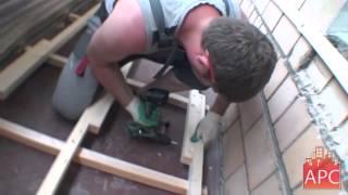 видео балкон под ключ