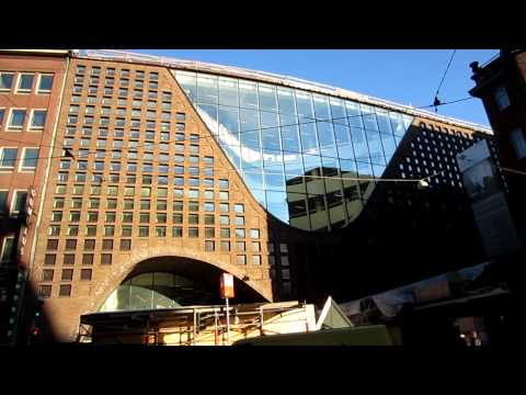 New University of Helsinki Library Building - Finland Helsin