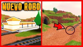 NEW UPDATE AND NEW ROBO in JAILBREAK - Roblox