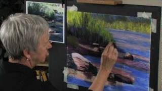 Preview | Landscape Painting from Photos with Pastels with Maggie Price