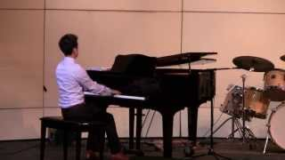 Rustle of Spring - Christian Sinding, Performed by Jae-Min Park, Piano