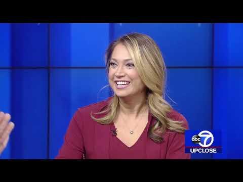 Ginger Zee talks about battling depression