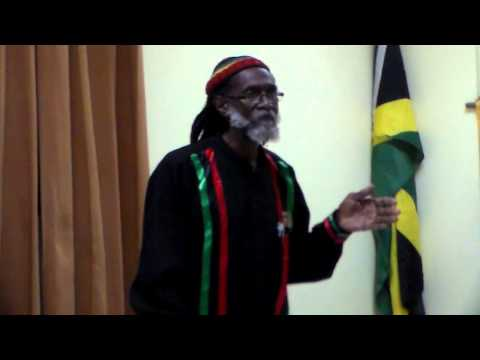JAMAICAN RASTA SPEAKS : THE ORIGIN OF THE BLACK RACE