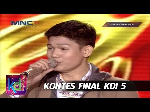"""Mahaesya """" Sapu Tangan Merah """" Pekanbaru - Kontes Final KDI 2015 (26/5)"""