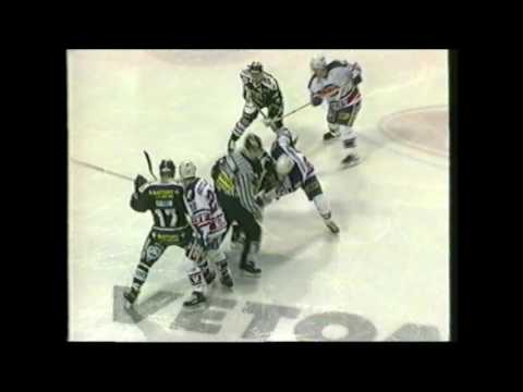TPS:n Throwback Thursday: TPS–HIFK syksyltä 1998