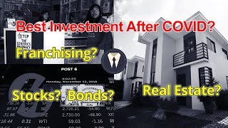 Usapang Franchise, Real Estate, Bonds and Stocks with Mrs. Investing Philippines