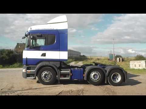 Scania R420 Opticruise