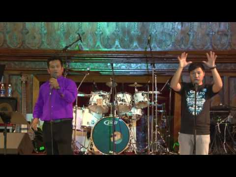 MYC Rev. Zaw Seing sermon in Saint Paul, Minnesota-USA