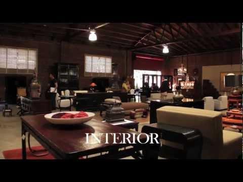 Asian Furniture Aesthetic - Inside Charles Jacobsen - Part 1 of 3