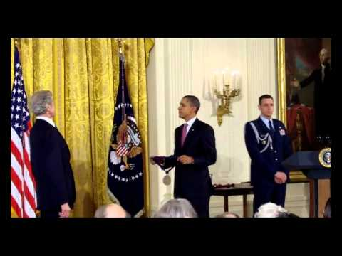 President Obama Awards the 2010 National Medals of Arts and Medals of Humanities