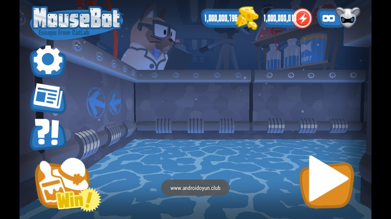 How to download mousebot mod apk whit proof
