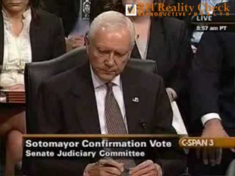 Senate Judiciary Committee Votes to Send Sotomayor to Full Senate for a Confirmation Vote
