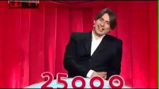 Покашлял и выиграл 25000 Рассмеши комика Россия 2 сезон
