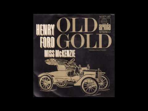 Old Gold - Miss McKenzie