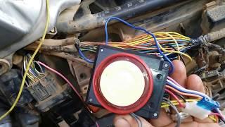 Como Instalar Um Alarme Que Funciona a Moto Na Partida Usando o Controle -Alarme MHX.
