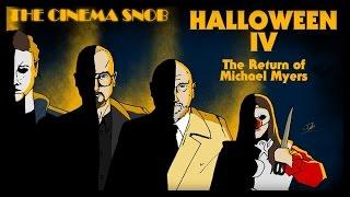 The Cinema Snob: HALLOWEEN 4: THE RETURN OF MICHAEL MYERS