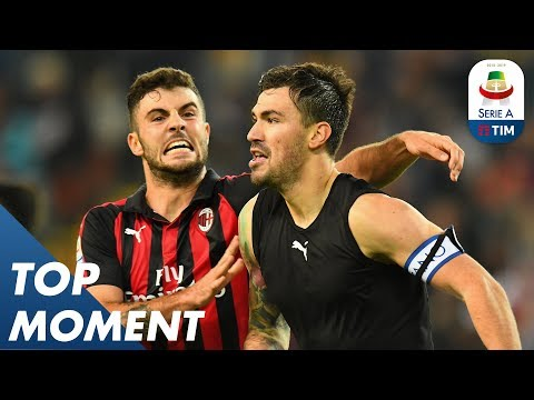 Romagnoli Scores Extra Time Winner! | Udinese 0-1 Milan | Serie A