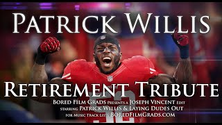 Patrick Willis - Retirement Tribute