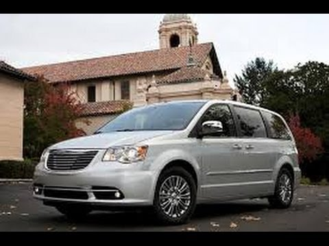 2014 Chrysler Town & Country Test Drive/Review by Average Guy Car Review