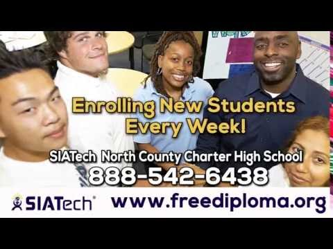SIATech North County Charter School Independent Study