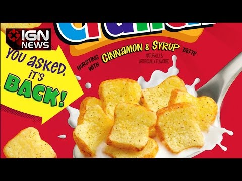 French Toast Crunch Is Back - IGN News