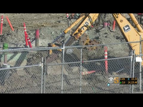 Engineers Defend Cleanup Of Hunters Point Naval Shipyard