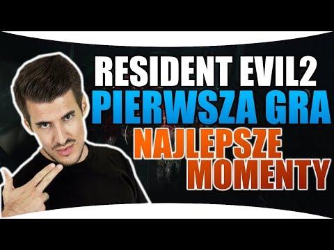 😮Pierwsza Gra Izaka W Resident Evil *no Giń Szma*o* #izak #izakooo #ResidentEvil