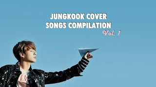 정국 (JUNGKOOK) COVER SONGS COMPILATION