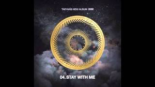 Download TAEYANG ft. G-DRAGON - STAY WITH ME + ENG LYRICS MP3 song and Music Video