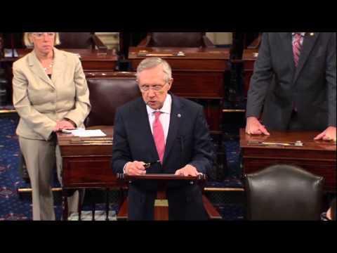 Senate Filibuster Showdown