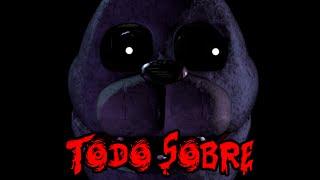 Todo Sobre Bonnie De Five Nights At Freddy
