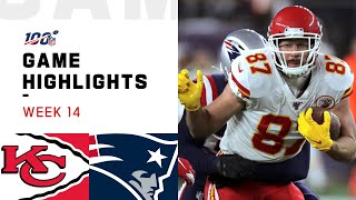 Download Chiefs vs. Patriots Week 14 Highlights | NFL 2019 Mp3 and Videos