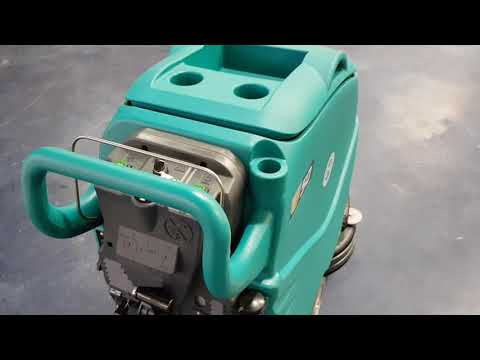Eureka E50 - medium sized floor scrubber dryer from PTS Clean, The Cleaning Machine People