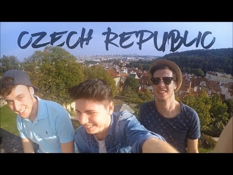 Czech Republic/Prague vacation | Go Pro | after movie