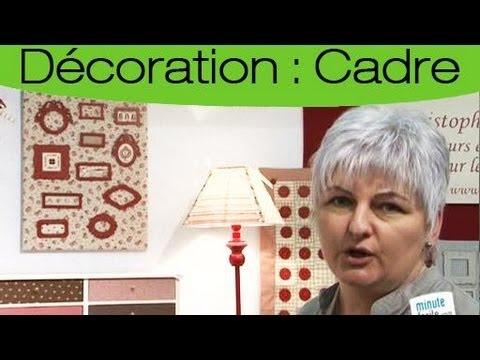 d corer un cadre pour votre int rieur youtube. Black Bedroom Furniture Sets. Home Design Ideas