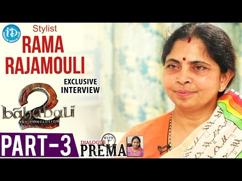 Baahubali Rama Rajamouli Exclusive Interview Part #3 || #WKKB | Dialogue With Prema
